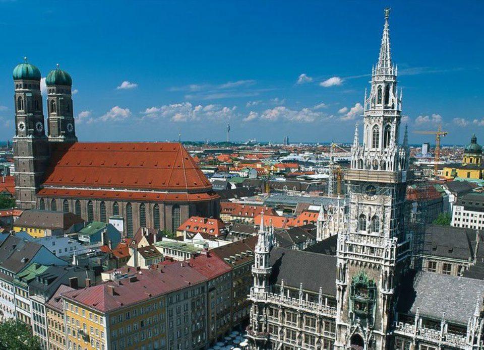 «Белавиа» выполнила первый рейс в Мюнхен