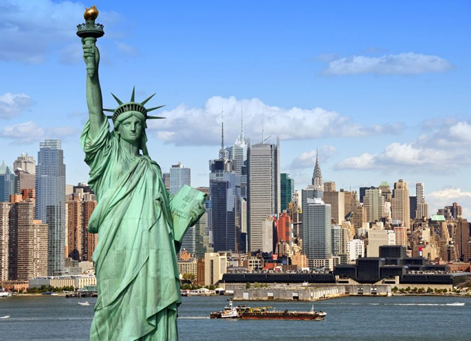 Посольство США приглашает специалистов туризма на стажировку в штат Нью-Йорк