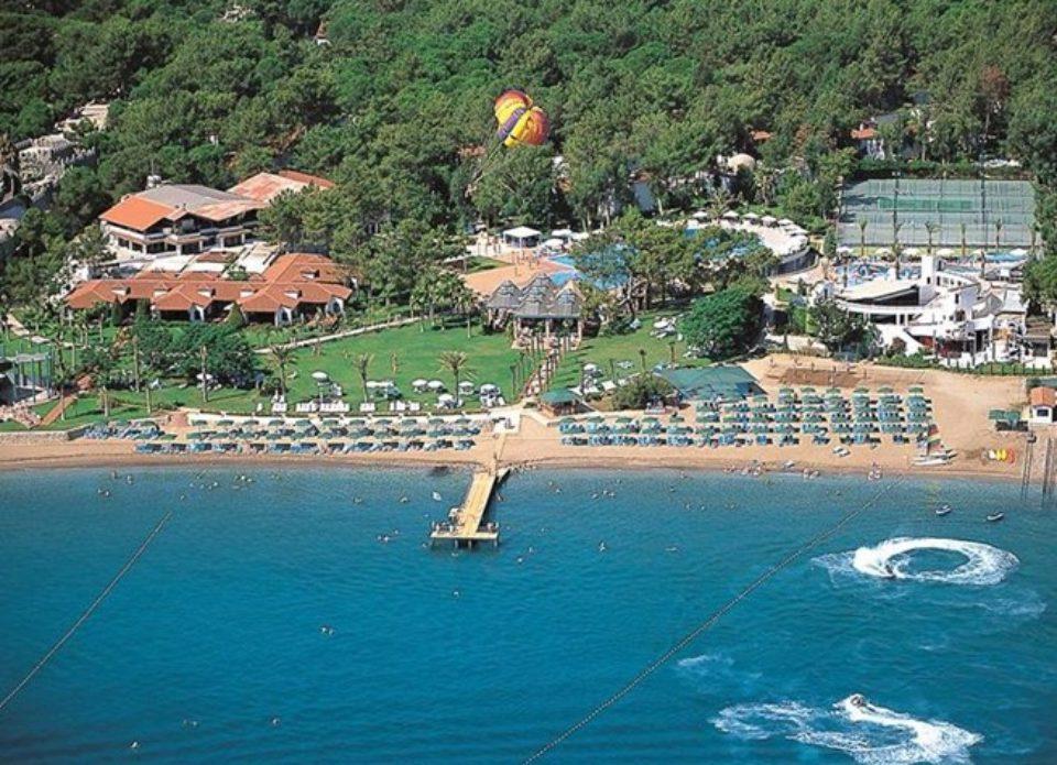 Популярный клубный отель в Кемере сменил владельца и бренд