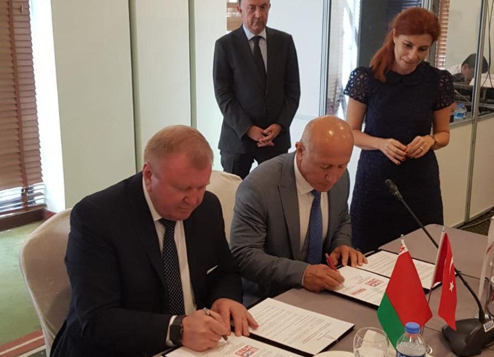 РСТО и TURSAB подписали меморандум о сотрудничестве
