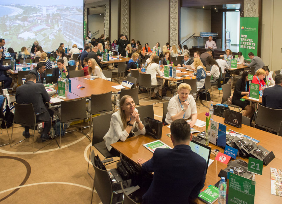 Coral Travel приглашает на воркшоп Travel Experts Meeting 2019, Autumn Edition «Brainstorm for Professionals»
