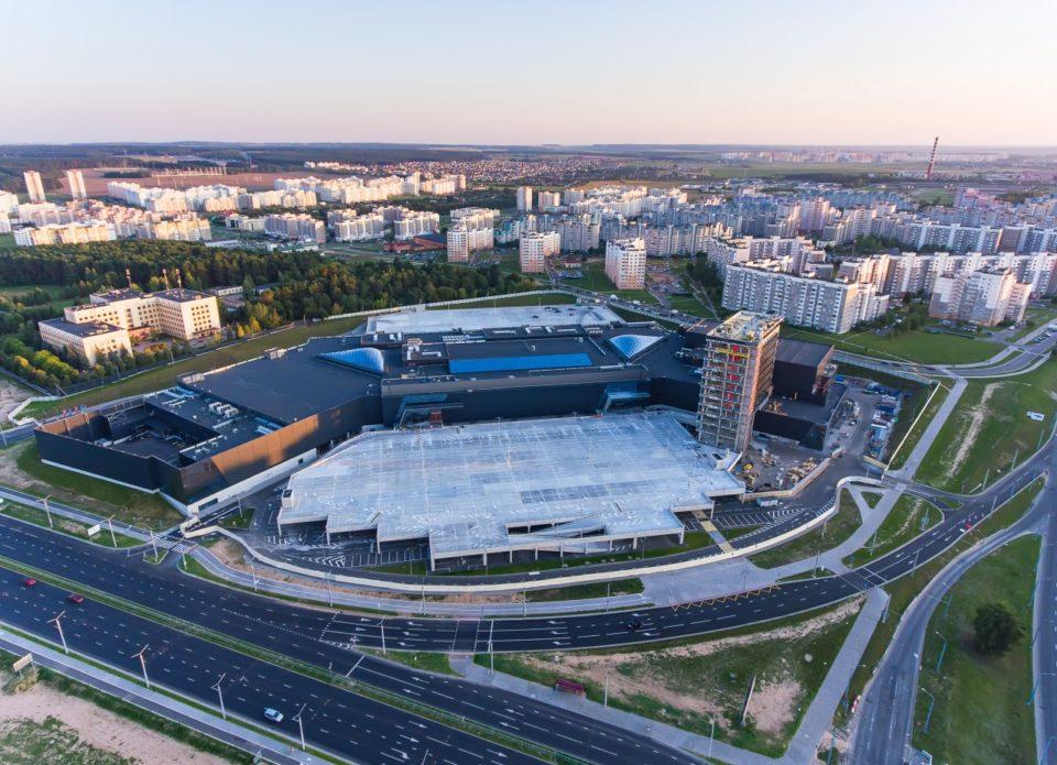 В Гродно откроют самый большой в Беларуси фудкорт