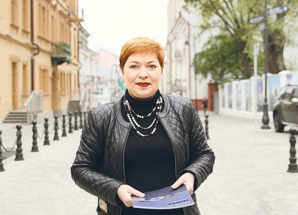 Елена Плис возглавила Центр «Карта гостя»