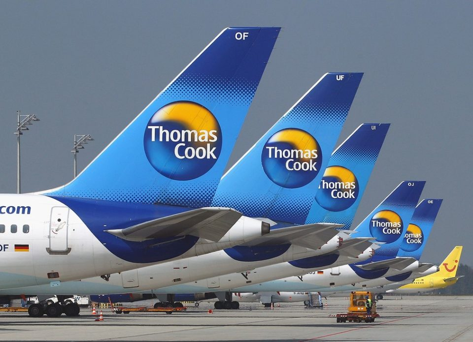 Thomas Cook возвращается: бренд купили китайцы