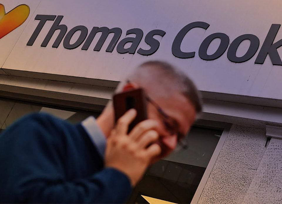 Thomas Cook предложил отелям инвестировать в свое спасение