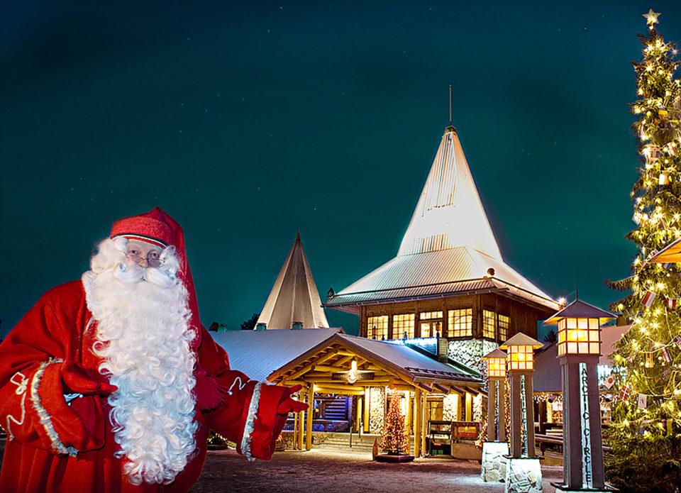Санта Клаус, финские коттеджи и северное сияние: в Минске прошла презентация Финляндии