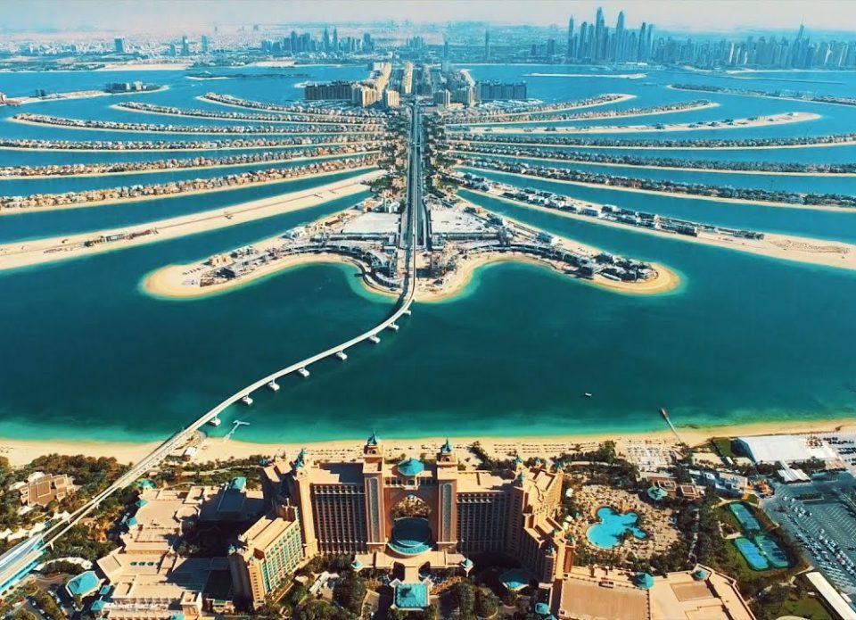 Дубайская «программа счастья»: туристам выдают бесплатные сим-карты
