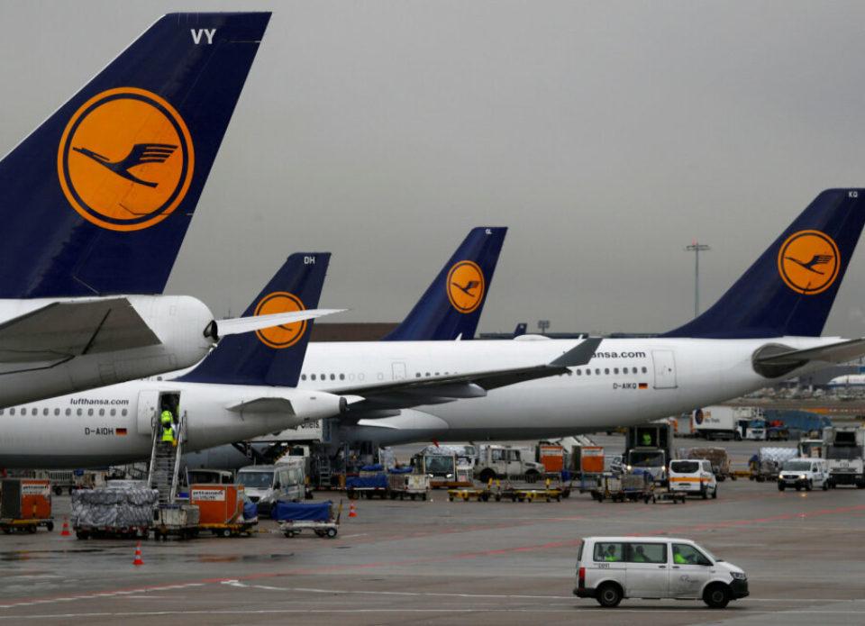 С апреля 2020 года Lufthansa начинает летать из Минска в Мюнхен