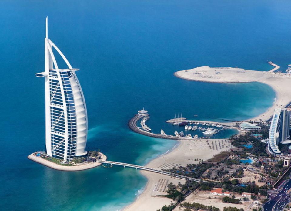 «Тайм Вояж» открывает продажу туров в ОАЭ!