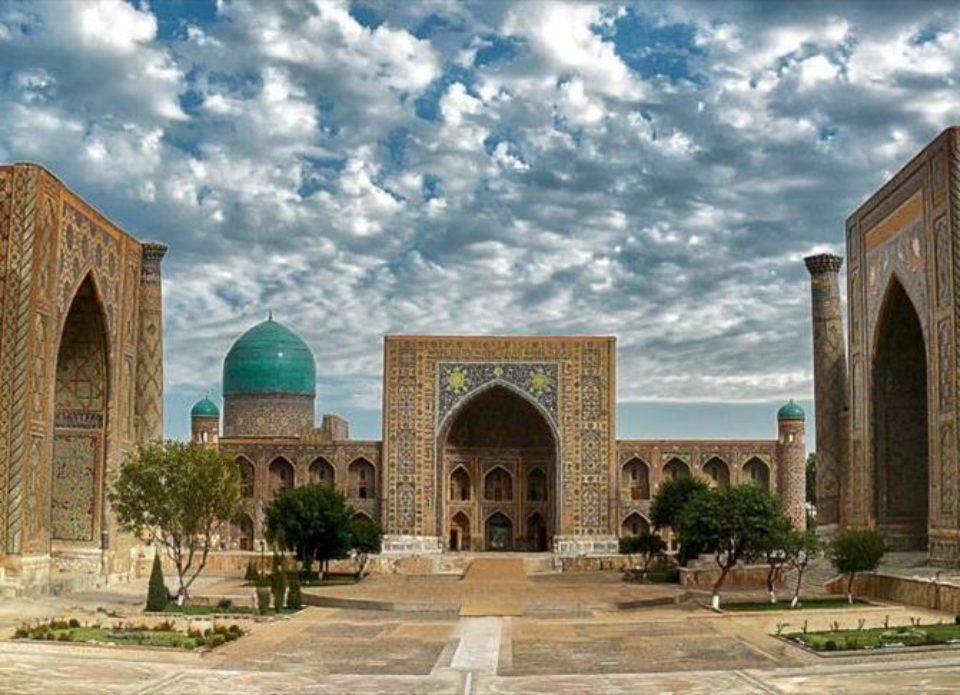 Рекламный тур в Узбекистан с 11 по 15 ноября