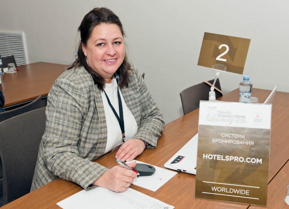 Виктория ДОРОГОНЬКО: «Hotelspro – это выгодный инструмент продаж для агентств»