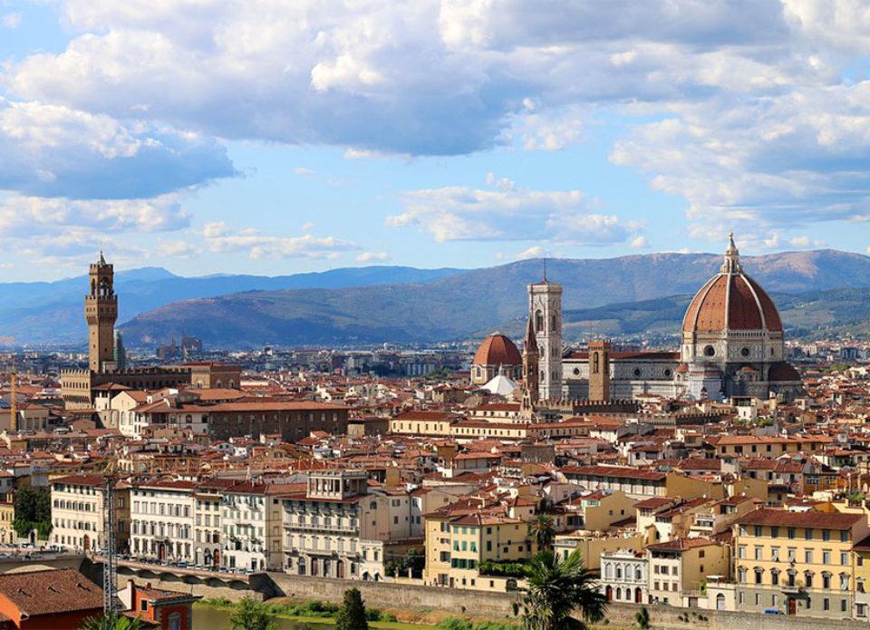 Флоренция увеличивает туристический налог