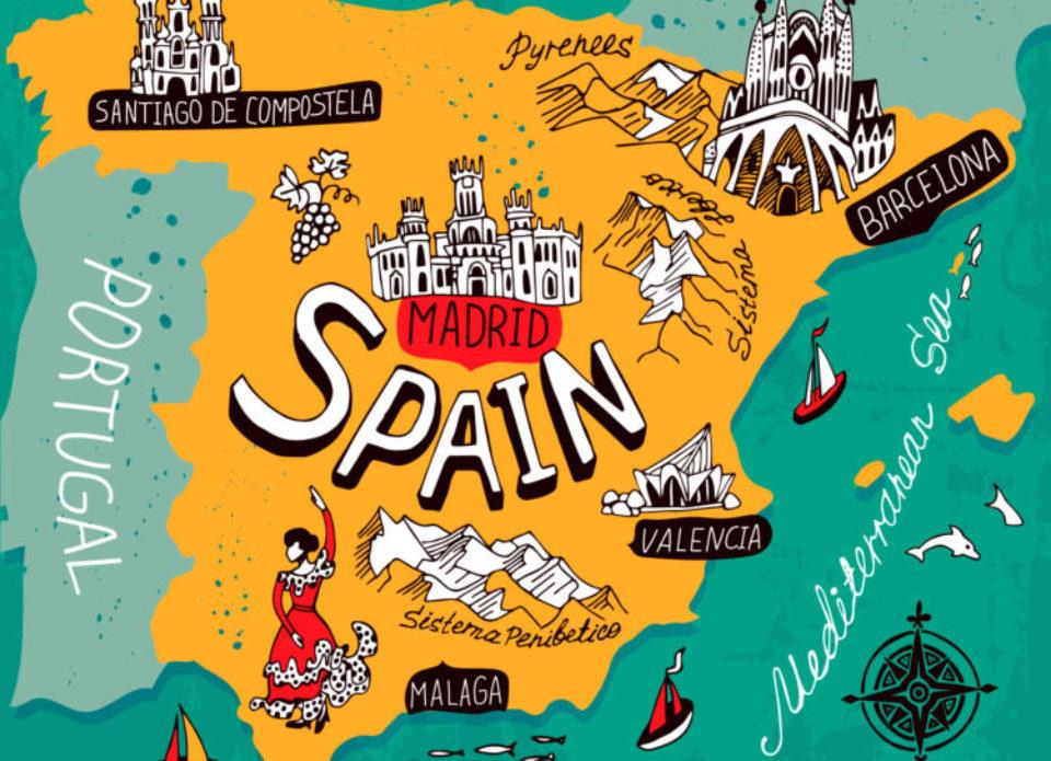 Открыто раннее бронирование туров в Испанию!