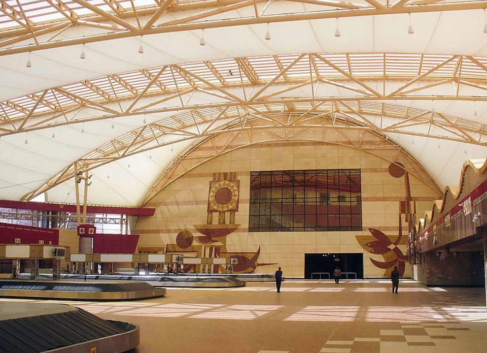 В аэропорту Шарм-эль-Шейха заработал новый терминал