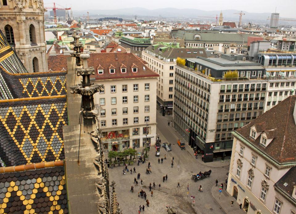 В 2020 году «Белавиа» начинает летать в Вену