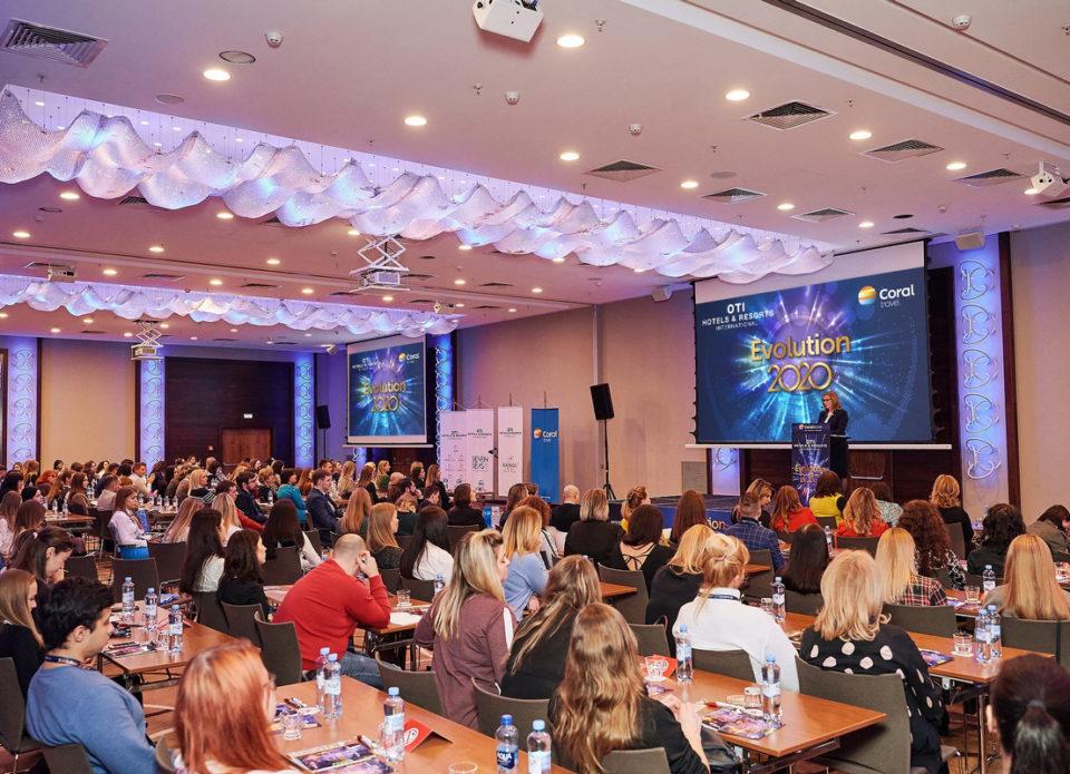 Coral Travel презентовал собственную гостиничную сеть OTI Hotels & Resorts