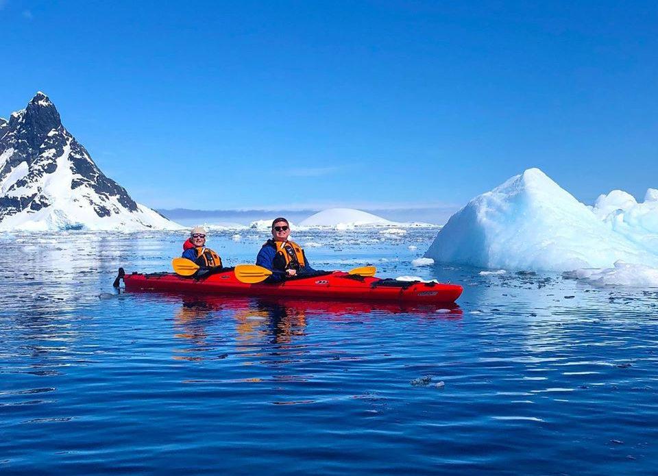 Евгений Сазыкин, «Вояжтур»: «В Антарктиде чувствуешь себя первопроходцем!»