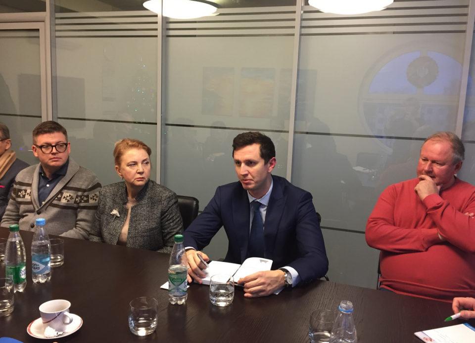Депутат Палаты Представителей Игорь Завалей на заседании РСТО рассказал о перспективах проекта Закона «О туризме»