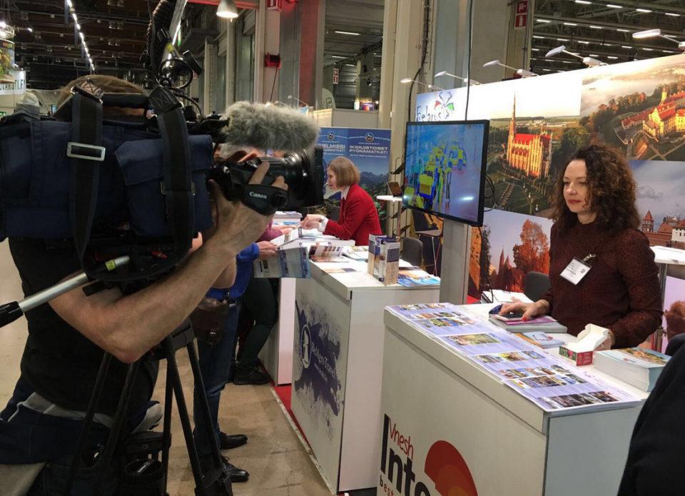 Компания «Внешинтурист» приняла участие в финской туристической выставке MATKA2020