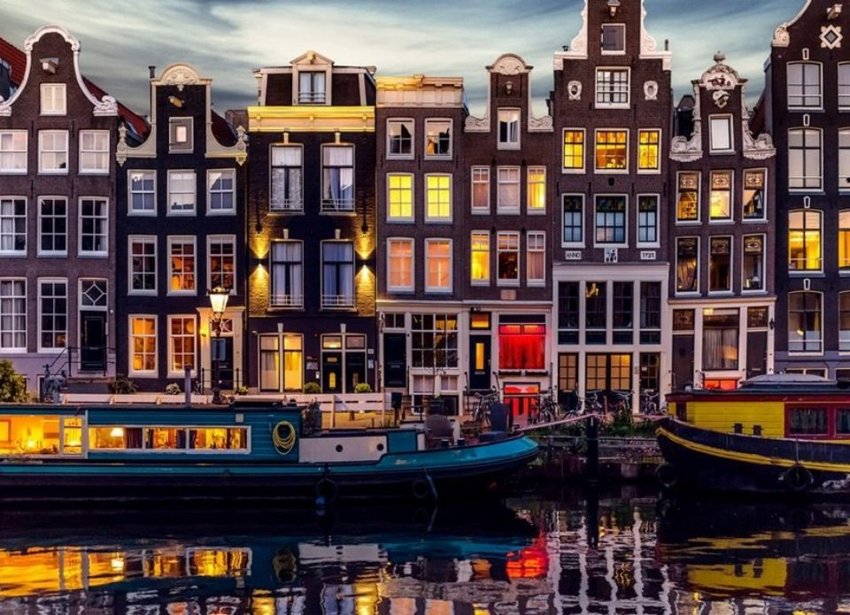 С1 января 2020 года вАмстердамеввели новый туристический налог