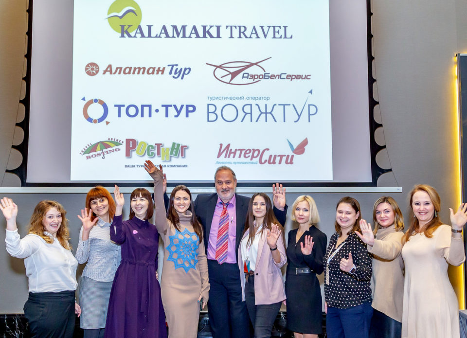 Все об отелях Ханьи, Ретимно и других курортов: туроператор KalamakiTravel презентовал Крит