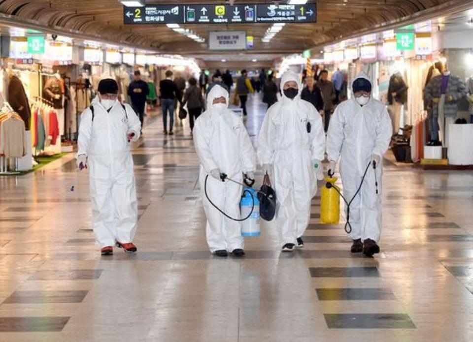 10 городов насевере Италии оказались визоляции из-за коронавируса
