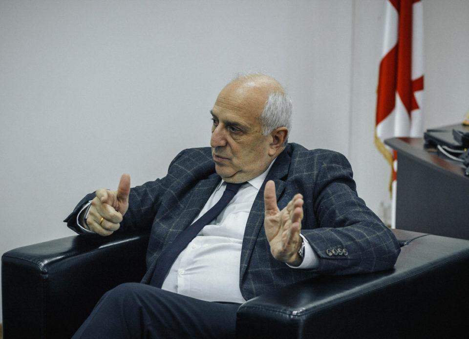 Валерий Кварацхелия: «Работаем над тем, чтобы рейс из Минска в Кутаиси появился в июне 2020 года»