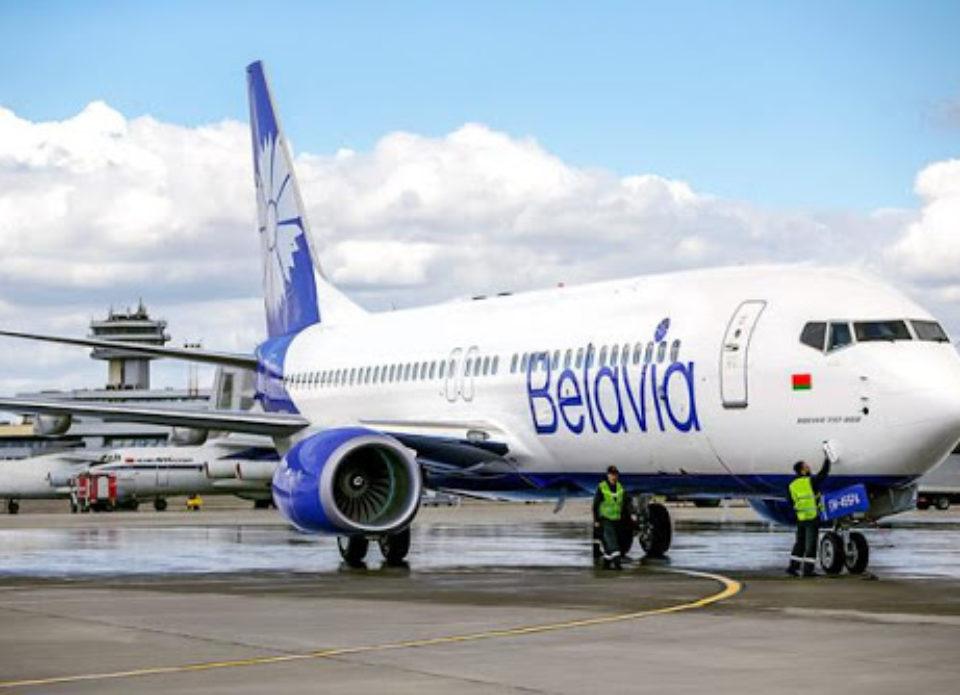 До конца марта «Белавиа» будет летать в Тель-Авив только по воскресеньям