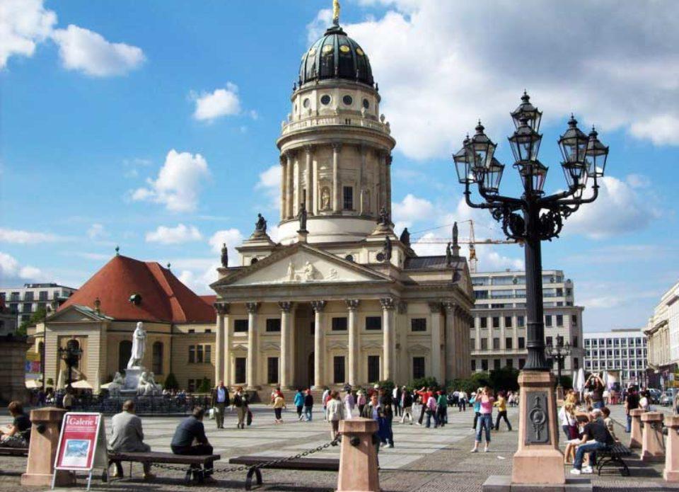 Вслед за Австрией, Чехией и Литвой: Германия медленно выходит из карантина