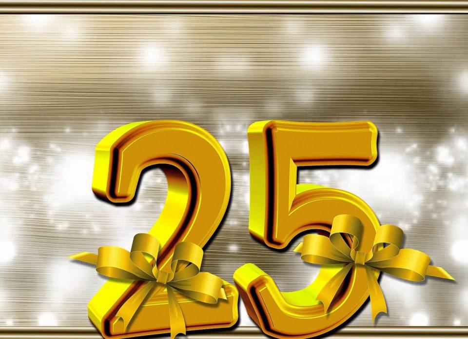 25 апреля – 25 лет туристической компании «Солвекс»! Поздравляем!