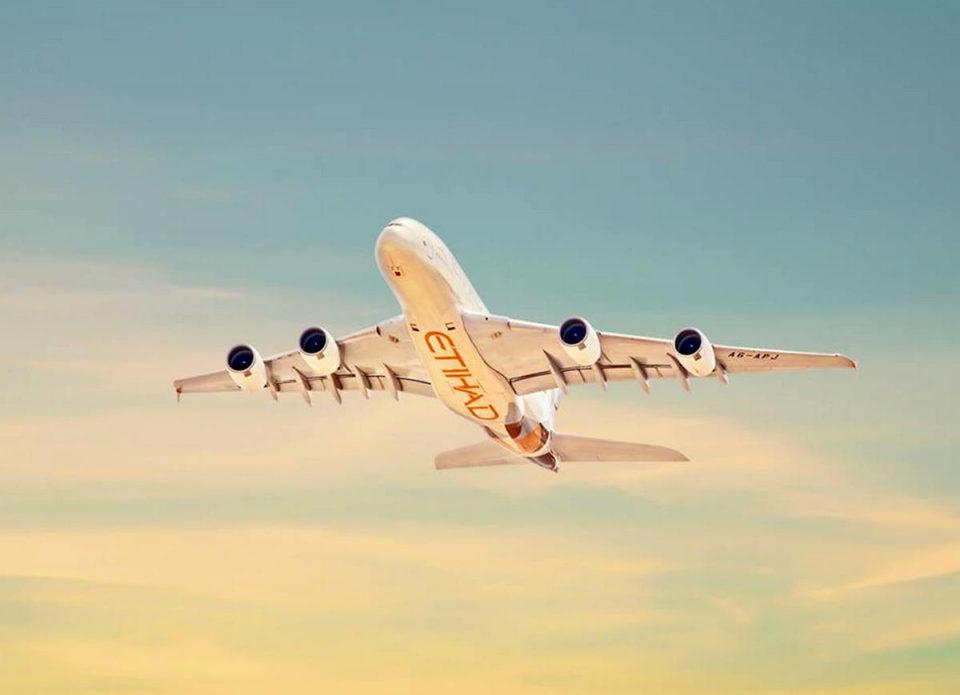 Etihad Airways частично восстанавливает полетную программу с 5 апреля