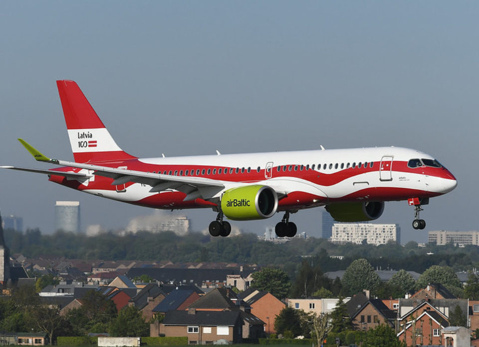 airBaltic: 13 мая рейсов еще не будет