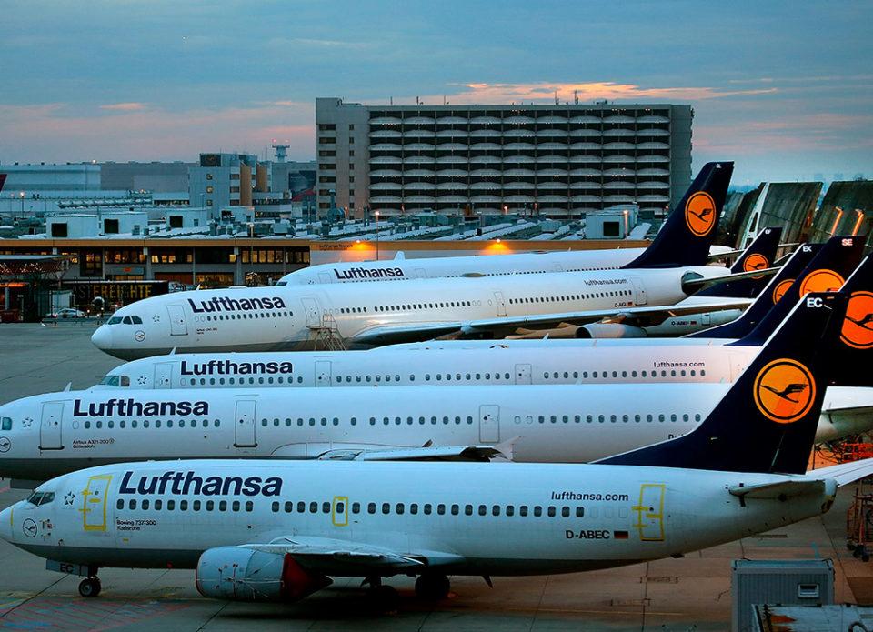 С июня Lufthansa будет летать более чем по 130 направлениям