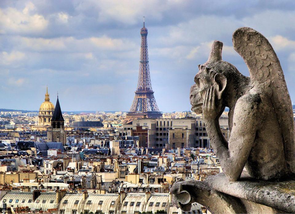 Франция продлила режим чрезвычайной ситуации до 10 июля