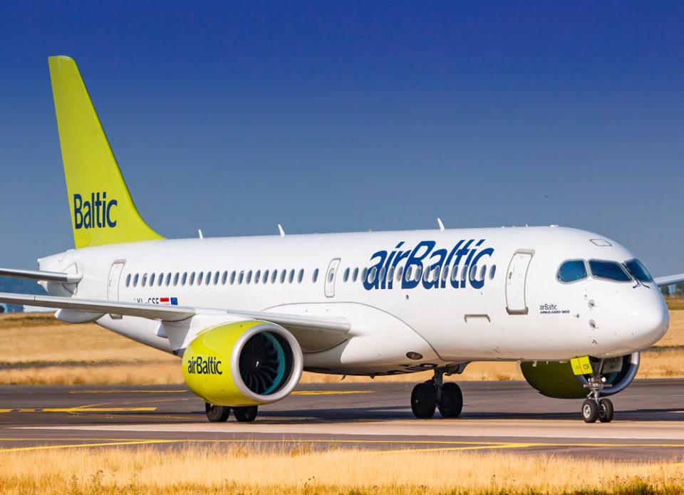 airBaltic с 25 мая возобновит рейсыиз Риги в Хельсинки и Мюнхен, с 1 июня — в Берлин