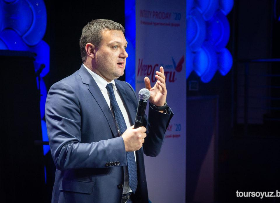 Поздравляем с Днем рождения руководителя компании «ИНТЕРСИТИ» Игоря Цуранкова
