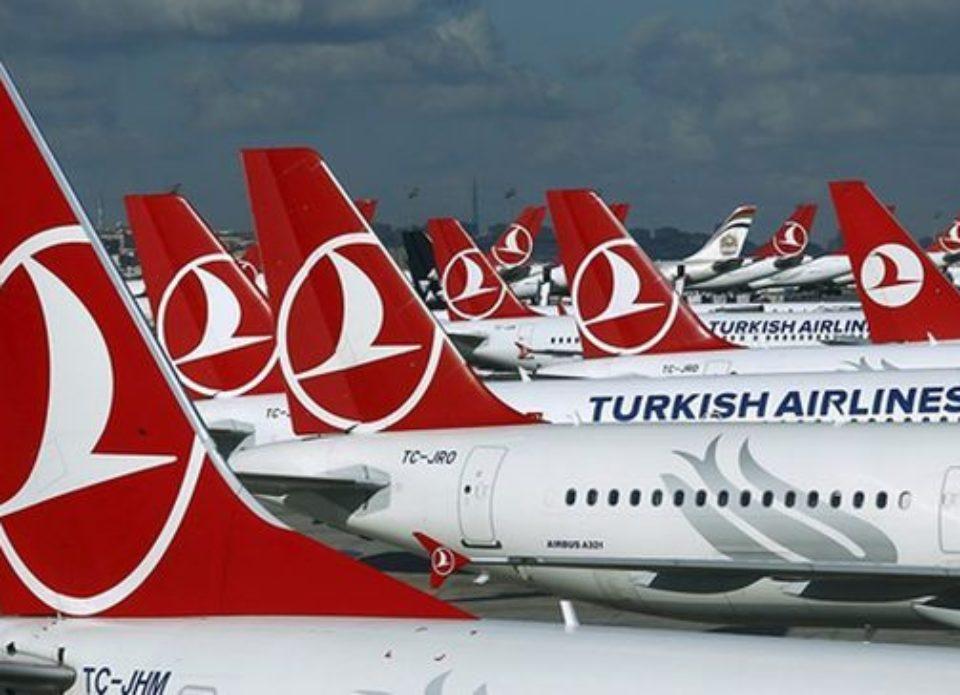 Turkish Airlines возобновляет международное авиасообщение с 10 июня