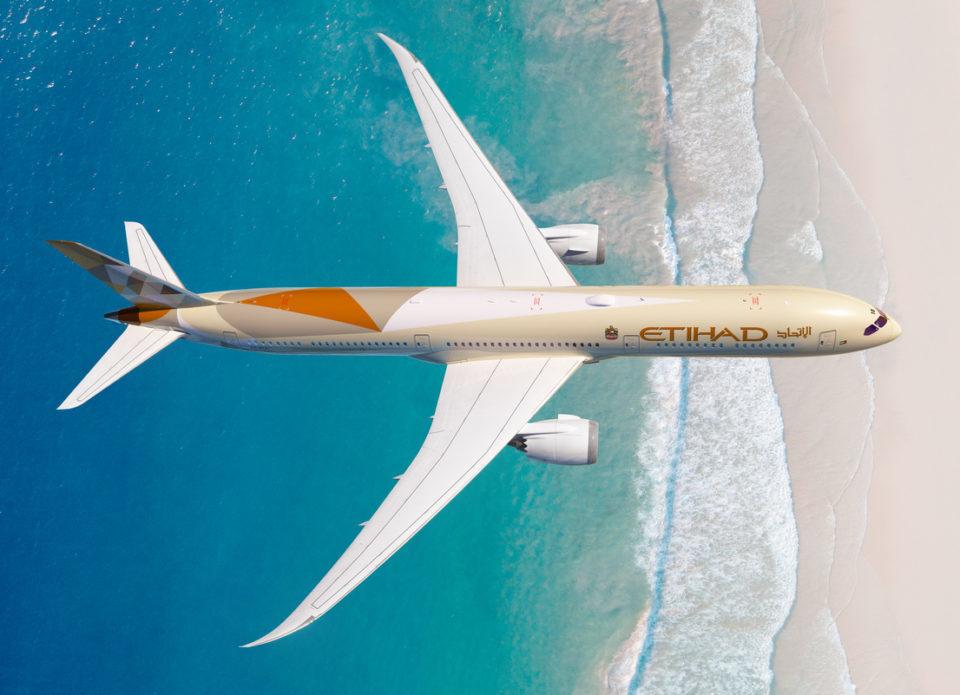 Для перелета на рейсах Etihad Airways необходим отрицательный ПЦР-тест на COVID-19