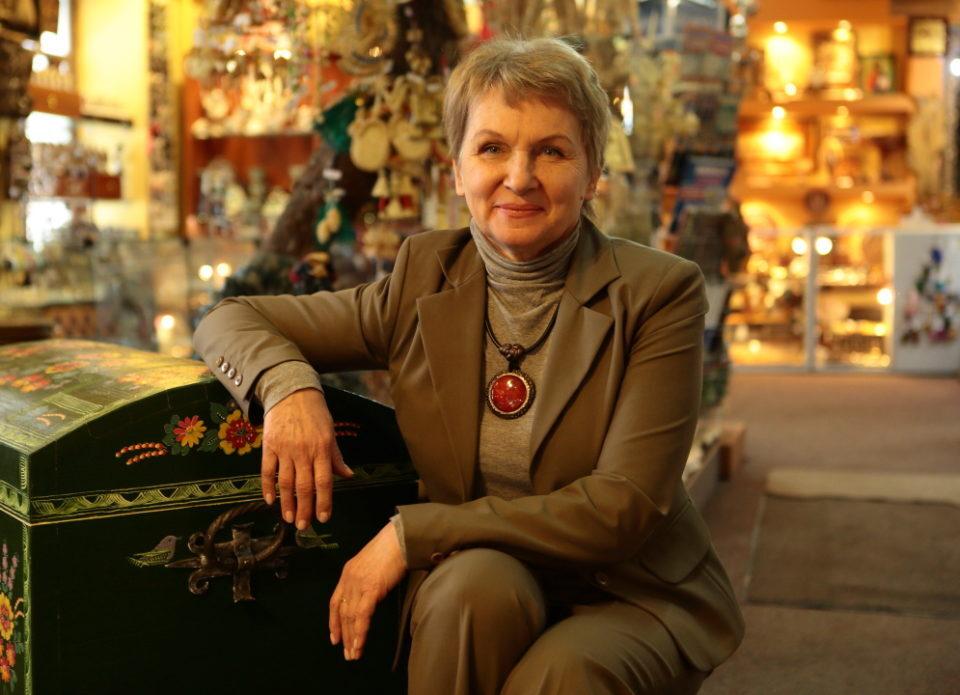 Поздравляем с Днем рождения Елену Спиридонову («Славутасць»)!
