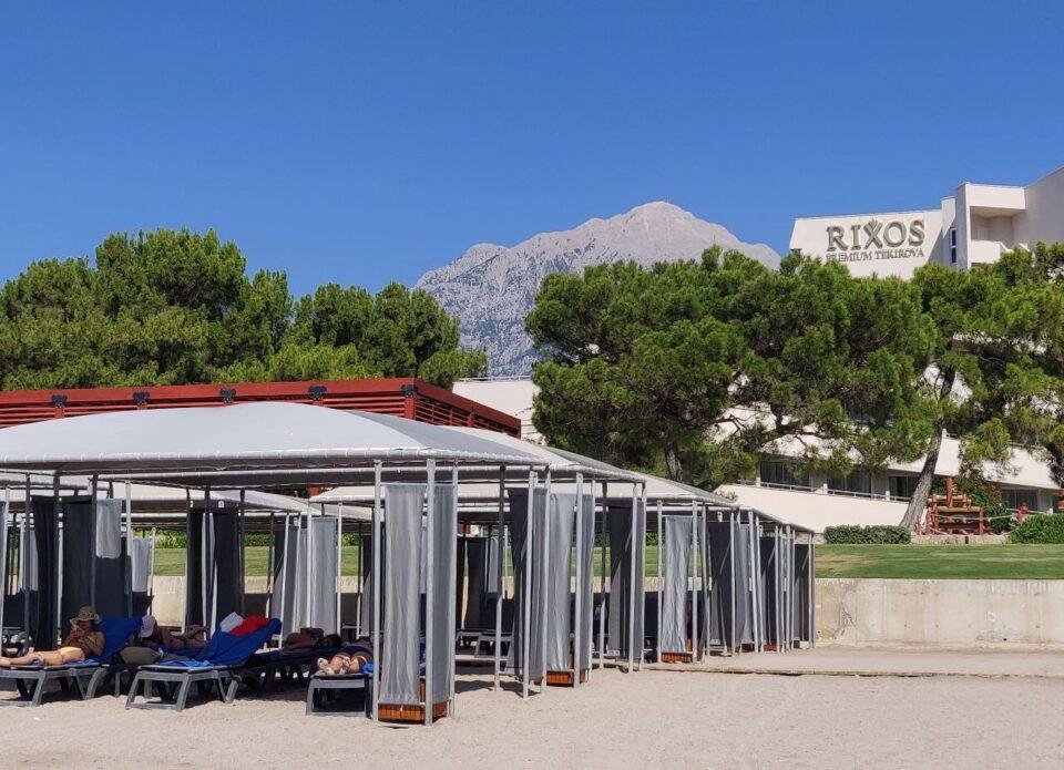 Тихо и малолюдно: как сейчас выглядит отель Rixos Premium Tekirova 5* в Кемере