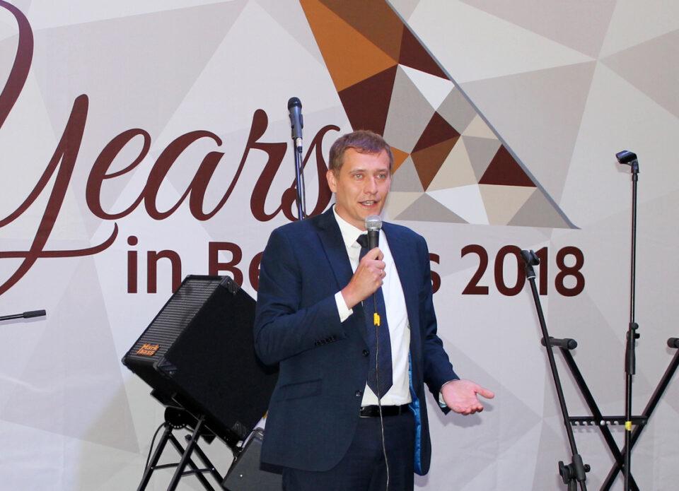 Антон Шах покидает авиакомпанию EtihadAirways