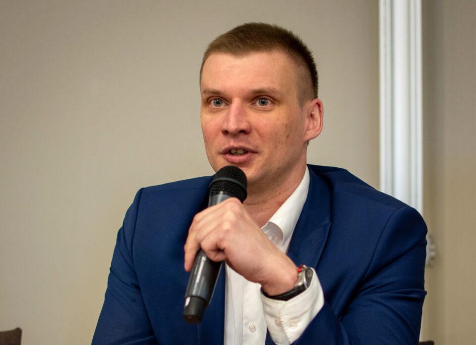Виталий Грицевич уходит из Министерства спорта и туризма