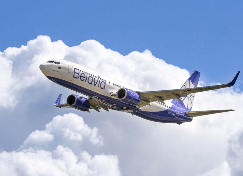 Россия возобновляет авиасообщение с Беларусью с 21 сентября