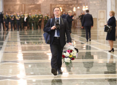 Владимир Нестерович ушел из Министерства спорта и туризма