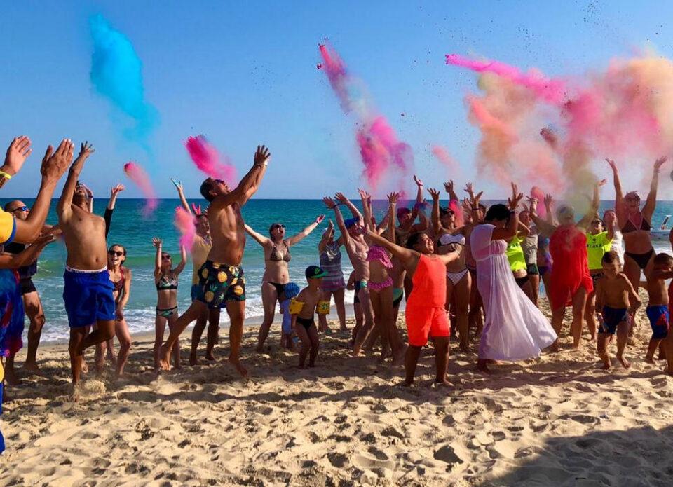 Для гостей Туниса лето еще в разгаре