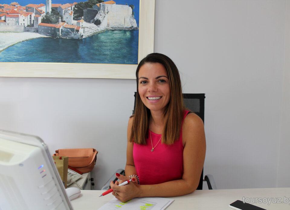 Светлана Никич, R-TOURS: «На черногорском побережье заболеваемость коронавирусом минимальна!»