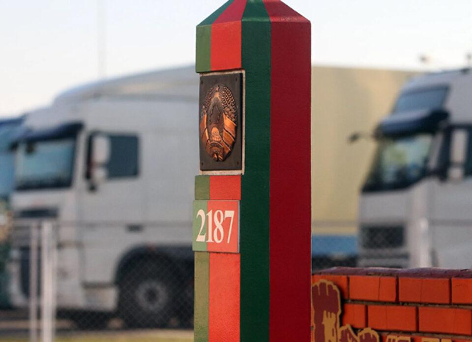 С 22 октября транзитникам в Беларуси не нужна справка о пцр-тесте