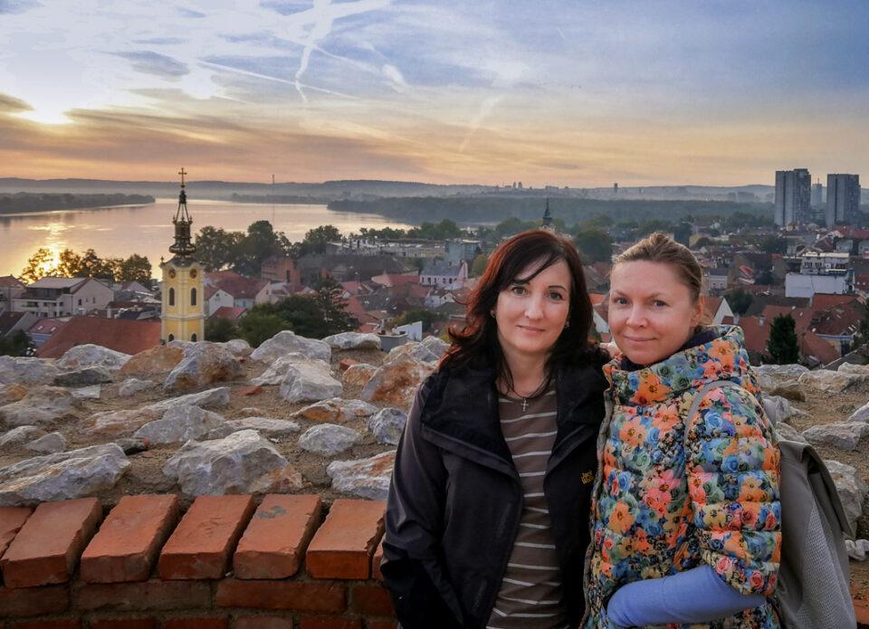 Алеся ШМУРЫГИНА: «Есть по меньшей мере пять причин, чтобы отправиться в Сербию!»