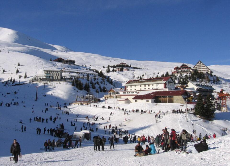 Зимой из Минска планируется чартерная программа на горнолыжные курорты Северной Македонии