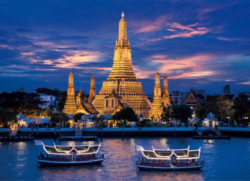 EtihadAirways с 5 октября возобновляет ежедневные рейсы в Бангкок